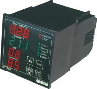 Регулятор температуры и влажности, программируемый по времени, ОВЕН МПР51