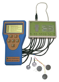 Измеритель плотности тепловых потоков и температуры 10-канальный ИТП-МГ4.03/Х(I) «Поток»