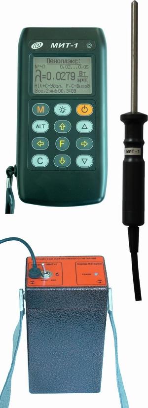 Измеритель теплопроводности МИТ-1