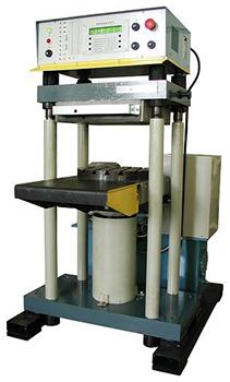 АПВМ-904Н - пресс для изготовления резинотехнических изделий (вулканизационный)