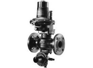 Регулятор давления газа AR 100, AR 150, AR 200