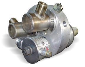 Счетчик жидкости ППО-10 для измерения объема при малых расходах