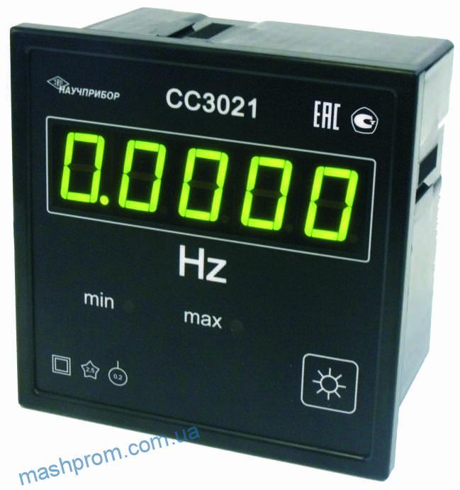 Частотомеры СС3021