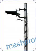Светофор заградительный со светодиодными светооптическими системами 17669-00-00 ТУ32 ЦШ 2141-2009