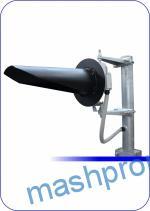 Головка мачтового светофора однозначная со светодиодными светооптическими системами (ССС) 17701-00-00/01