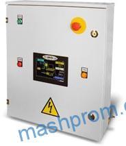 Шкаф управления паровым и водогрейным котлом «Топаз-215»