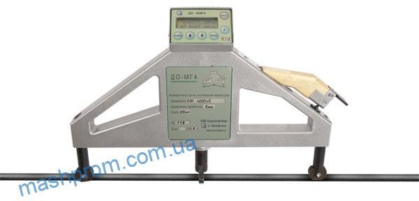 Измеритель силы натяжения арматуры ДО-МГ4