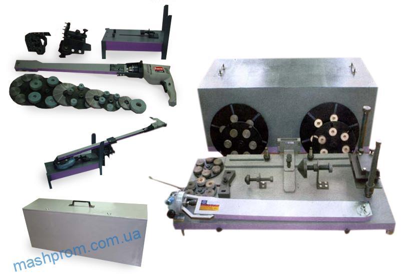 Переносные устройства для шлифования и притирки уплотнений задвижек ПУШП