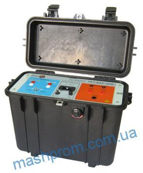 Блок измерительно-трансформаторный РЕТ-ВАХ-2000