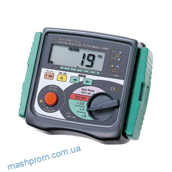 Измеритель параметров УЗО KEW 5406A