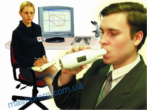 "Аппаратно-программный комплекс (АПК) ""Спироанализатор акустический ""СПИРИТ-1"""