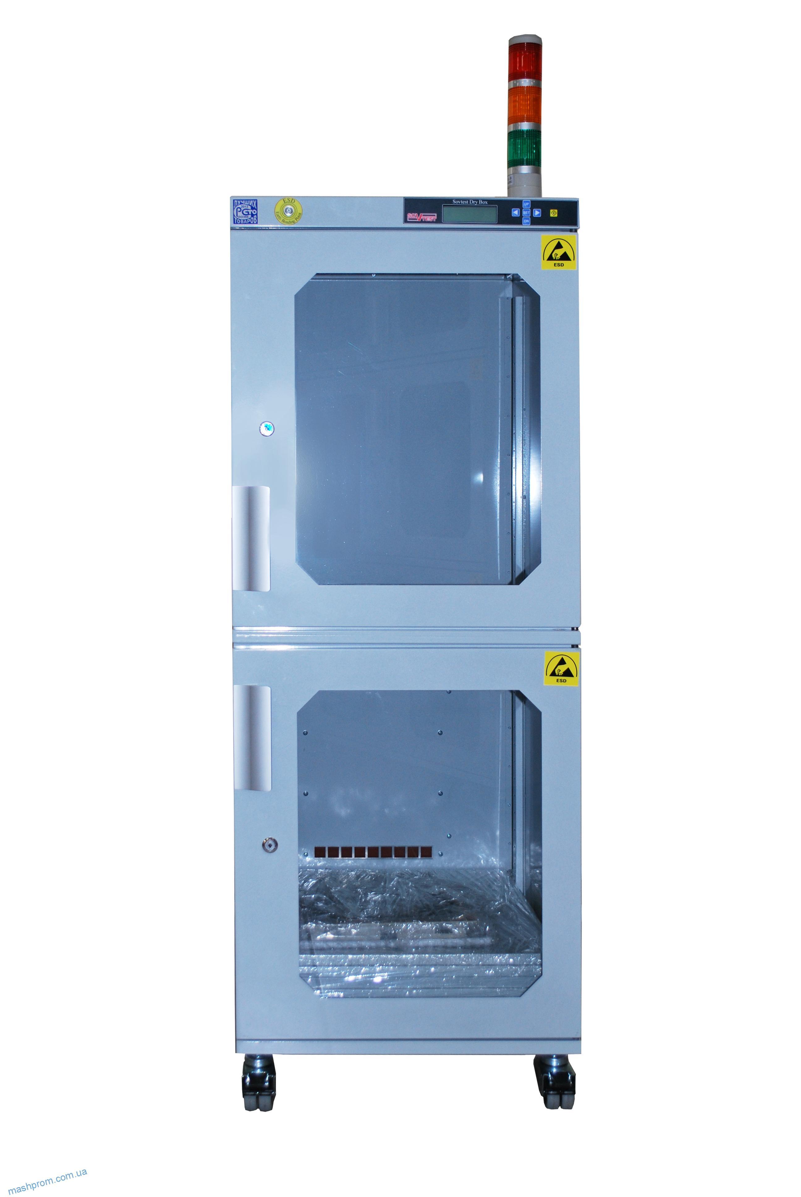 Шкаф сухого хранения SDB302 ДИ с функцией автоматизации