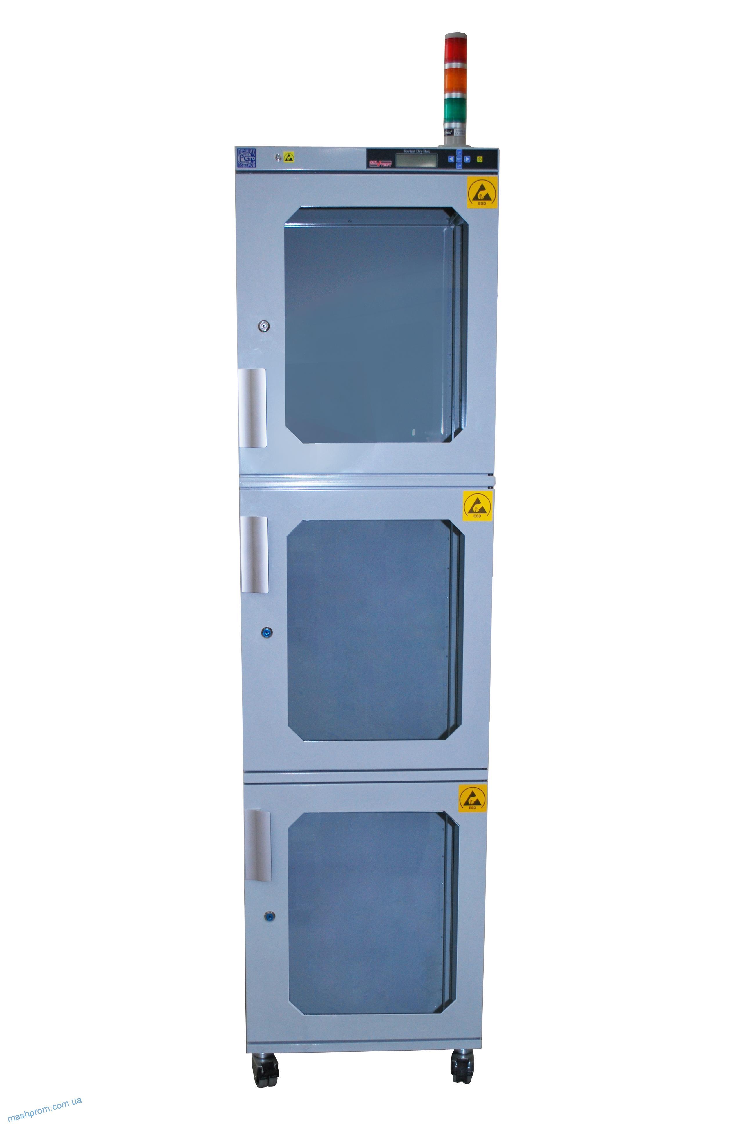 Шкаф сухого хранения SDB702 ДИ с функцией автоматизации