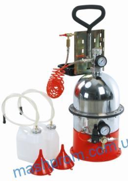 Пневматическая установка для прокачивания тормозов Lubeworks 1788001