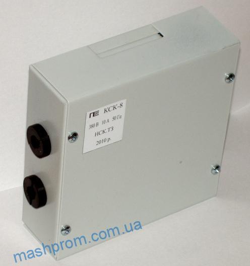 Коробка соединительная клеммная типа КСК