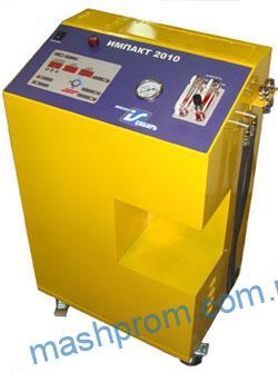 Импакт - 2010 - Автоматическая установка для полной замены жидкости в АКПП