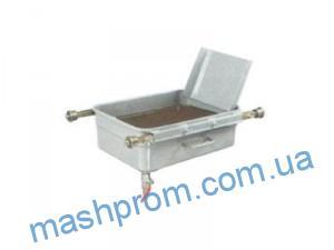 LUBEWORKS 16206590 Ванна для слива отработанного масла на яму (65 литров)