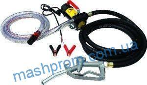 Lubeworks KE 3012 Насос для перекачки диз. топлива 12 V, лопастной, электрический