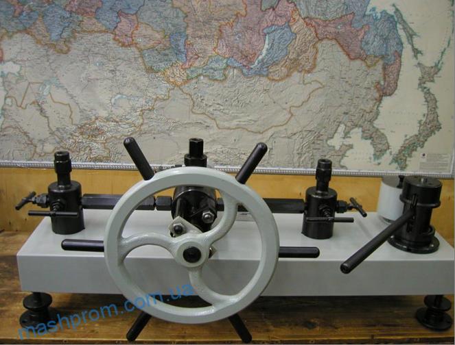 Пресс манометрический МП-2500