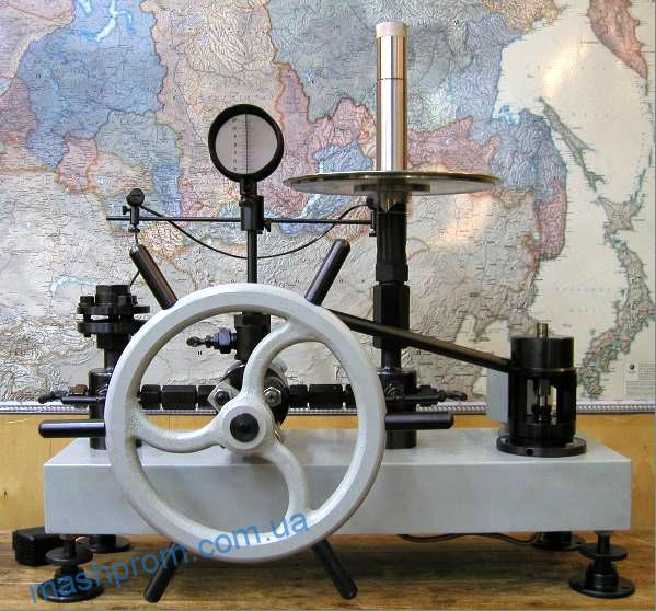 Манометр грузопоршневой МП-2500 класса точности 0,01