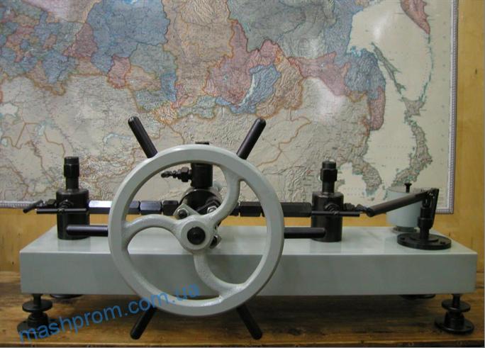 Пресс манометрический МП-250