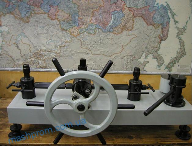 Пресс манометрический МП-600