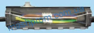 Заливная ответвительная муфта 3М Scotchcast на кабель с пластмассовой изоляцией Серия 91-AB