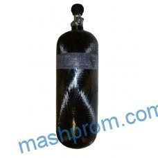Баллон металлокомпозитный 4л ТУ 1411-001-03455343-97