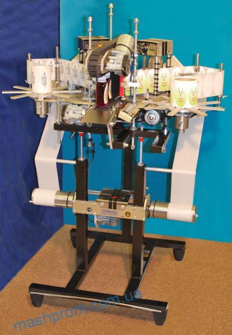 Этикетировочная машина ЭМ-4П