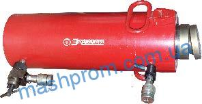 Цилиндры силовые с гидравлическим возвратом штока для систем перемещения ЦС*Г*