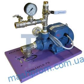 Система подачи легкого жидкого топлива - СПЛЖТ