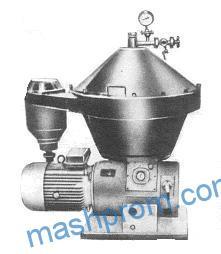 Сепаратор-молокоочиститель Ж5-ОМ2Е-С