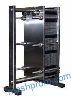 Пластинчатый охладитель для молока ООЛ-3