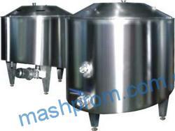Ванна нормализации высокожирных сливок ВН-600