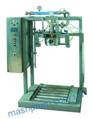 Установка одноголовочная асептического наполнения НА-05 (до 3000 кг в час)