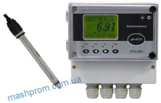 Промышленный pH-метр pH-4131