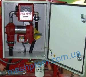 Топливные колонки ТАНКЕР для перекачивания бензина или керосина 12,24, 220, 380В