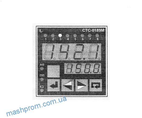 Сигнализатор температуры СТС-0189М