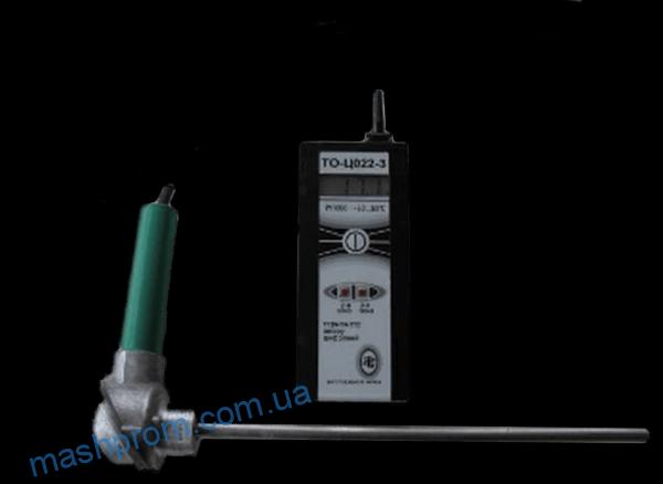 Термометр сопротивления цифровой ТО-Ц022-3