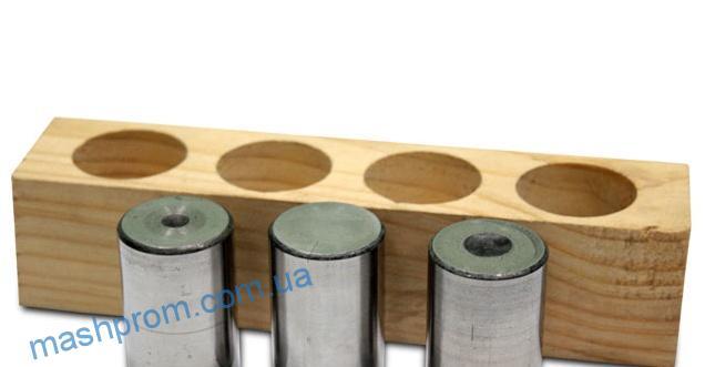 Образцы для обнаружения поверхностных дефектов (цилиндрической формы) КСОП2353.04