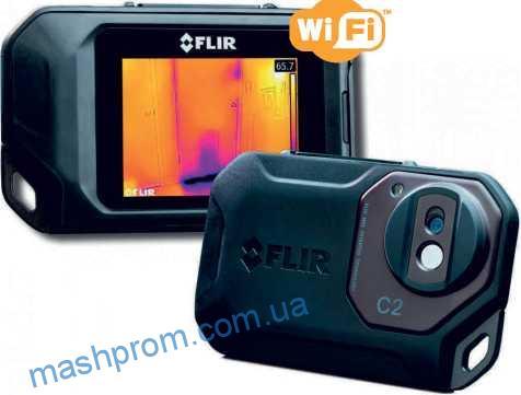 FLIR C2/C3 - Высокопроизводительная компактная термографическая система