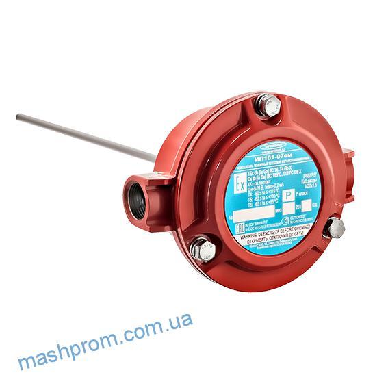 ИП101-07ем - Извещатель пожарный взрывозащищенный тепловой программируемый
