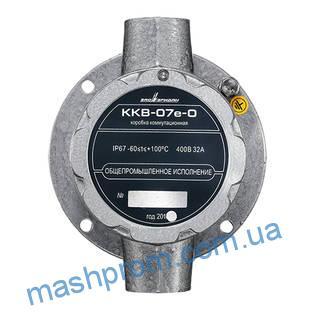 ККВ-07е-О-П - Коробка коммутационная общепромышленного исполнения проходная